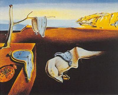 Persistence of Memory by Salvador Dal?