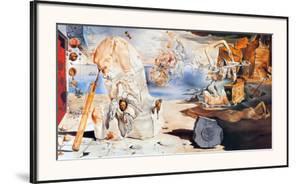 The Apotheosis of Homer by Salvador Dal?