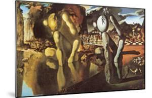 The Metamorphosis of Narcissus, c.1937 by Salvador Dal?