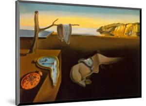 The Persistence of Memory, c.1931 by Salvador Dal?