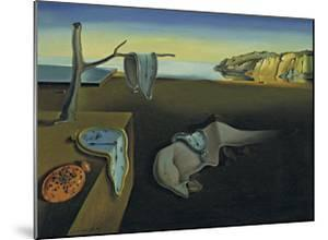 The Persistence of Memory by Salvador Dal?