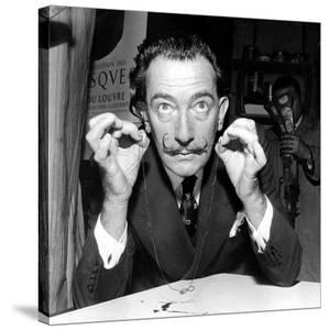 Salvador Dali 1956