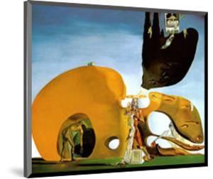 Birth of Liquid Desires, c.1932 by Salvador Dalí