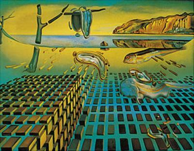 Disintegration of the Persistence of Memory by Salvador Dalí