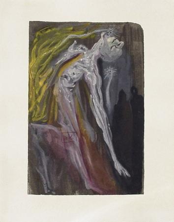 Divine Comedie, Enfer 09: Les Erynnies