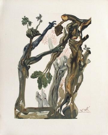 Divine Comedie, Enfer 13: La Forêt Des Suicidés
