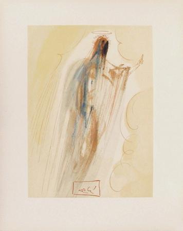 Divine Comedie, Paradis 29: La creation des Anges