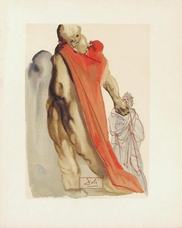Divine Comedie, Purgatoire 05: Reproches de virgile