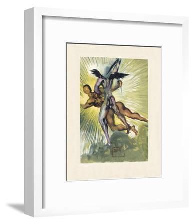 Divine Comedie, Purgatoire 08: Les anges gardiens de la vallee