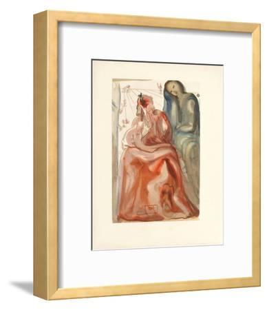 Divine Comedie, Purgatoire 31: La confession de Dante