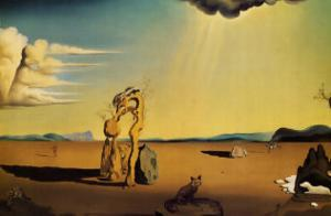 Femme by Salvador Dalí