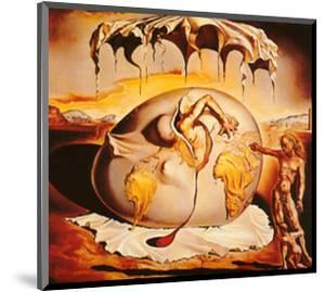 Geopoliticus Child by Salvador Dalí