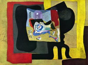 Je ne m'en Souviens Pas by Salvador Dalí