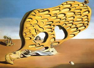 L'Enigma del Desiderio by Salvador Dalí