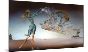 Mirage by Salvador Dalí