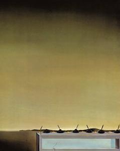 Nostalgia of the Cannibal by Salvador Dalí