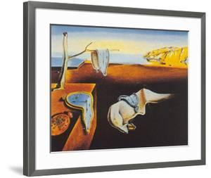 Persistence of Memory by Salvador Dalí