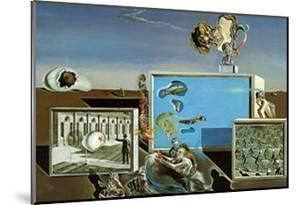 Piaceri Illuminati, c.1929 by Salvador Dalí
