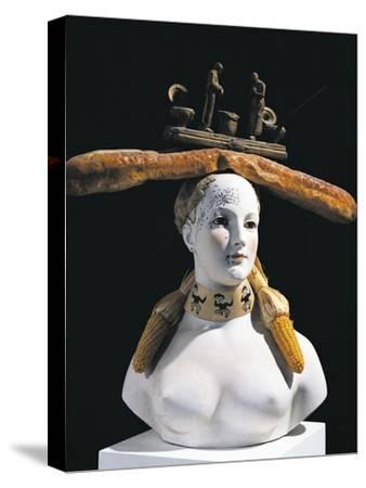 Retrospective Bust of Woman, 1933