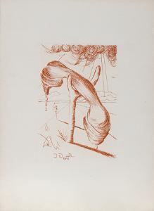 Soft Telephone by Salvador Dalí