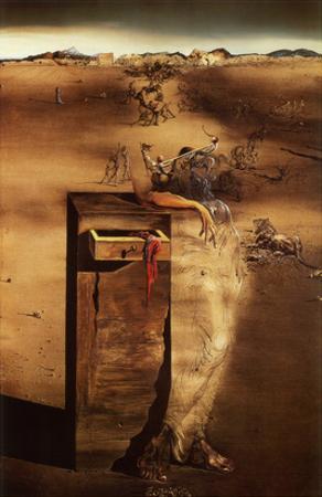 Spain by Salvador Dalí