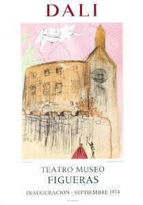 Teatro Museo Figueras 1 by Salvador Dalí