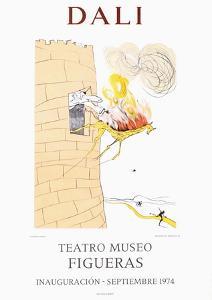 Teatro Museo Figueras 7 by Salvador Dalí