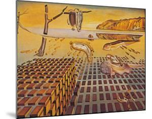 The Disintegration of the Persistence of Memory, c.1954 by Salvador Dalí