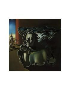 The Dream, c.1931 by Salvador Dalí