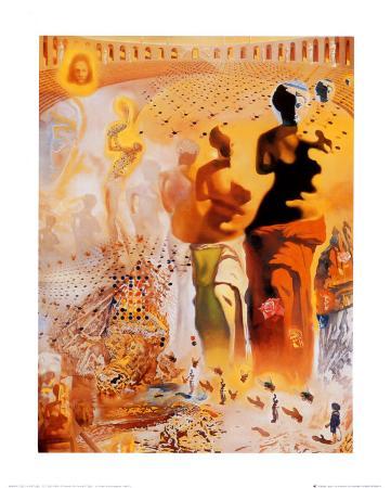 salvador-dali-the-hallucinogenic-toreador-c-1970