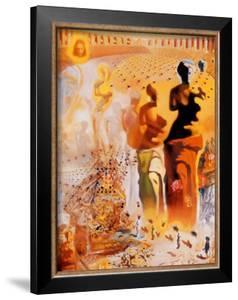 The Hallucinogenic Toreador, c.1970 by Salvador Dalí