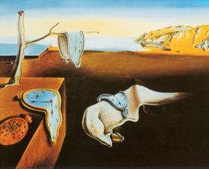 The Persistence of Memory, c.1931 by Salvador Dalí