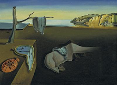 The Persistence of Memory by Salvador Dalí