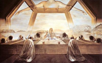 The Sacrament of the Last Supper, c.1955