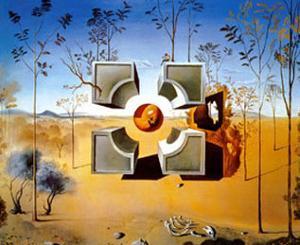 Untitled, c.1948 by Salvador Dalí
