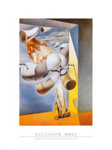 Virgin Buggered by Her Own Chastity, c.1954 by Salvador Dalí