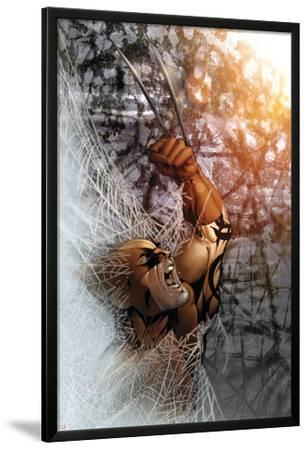 Dark Wolverine No.83 Cover: Wolverine