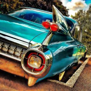 Retro Americana Car by Salvatore Elia