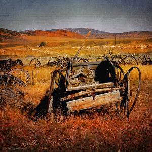 Retro Americana Farming Machinery by Salvatore Elia