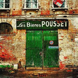 Retro French Street Cafe by Salvatore Elia
