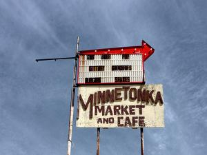 Vintage Street Sign in America by Salvatore Elia