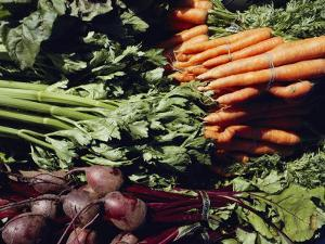 Beats, Celery, and Carrots at the Tilth Festival in Seattle by Sam Abell