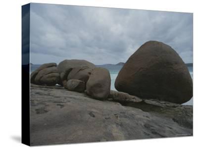 Coastal Rocks Near Esperance