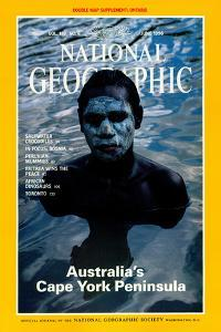Cover of the June, 1996 National Geographic Magazine by Sam Abell