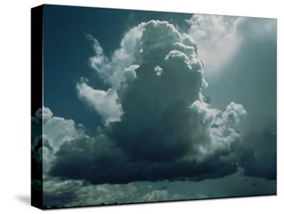 Cumulonimbus Clouds, Western Australia