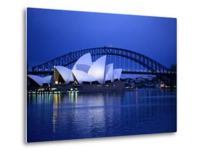 Harbor and Opera House, Sydney, New South Wales, Austalia