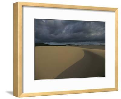 Sand Dunes on Fraser Island