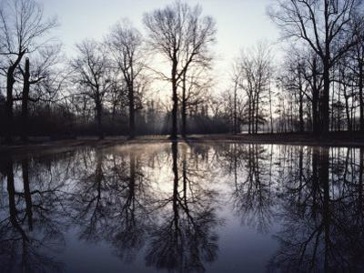 View of Bloody Pond by Sam Abell