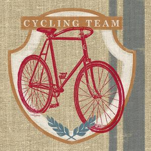 Cycling Team by Sam Appleman
