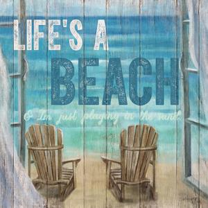 Life's A Beach by Sam Appleman